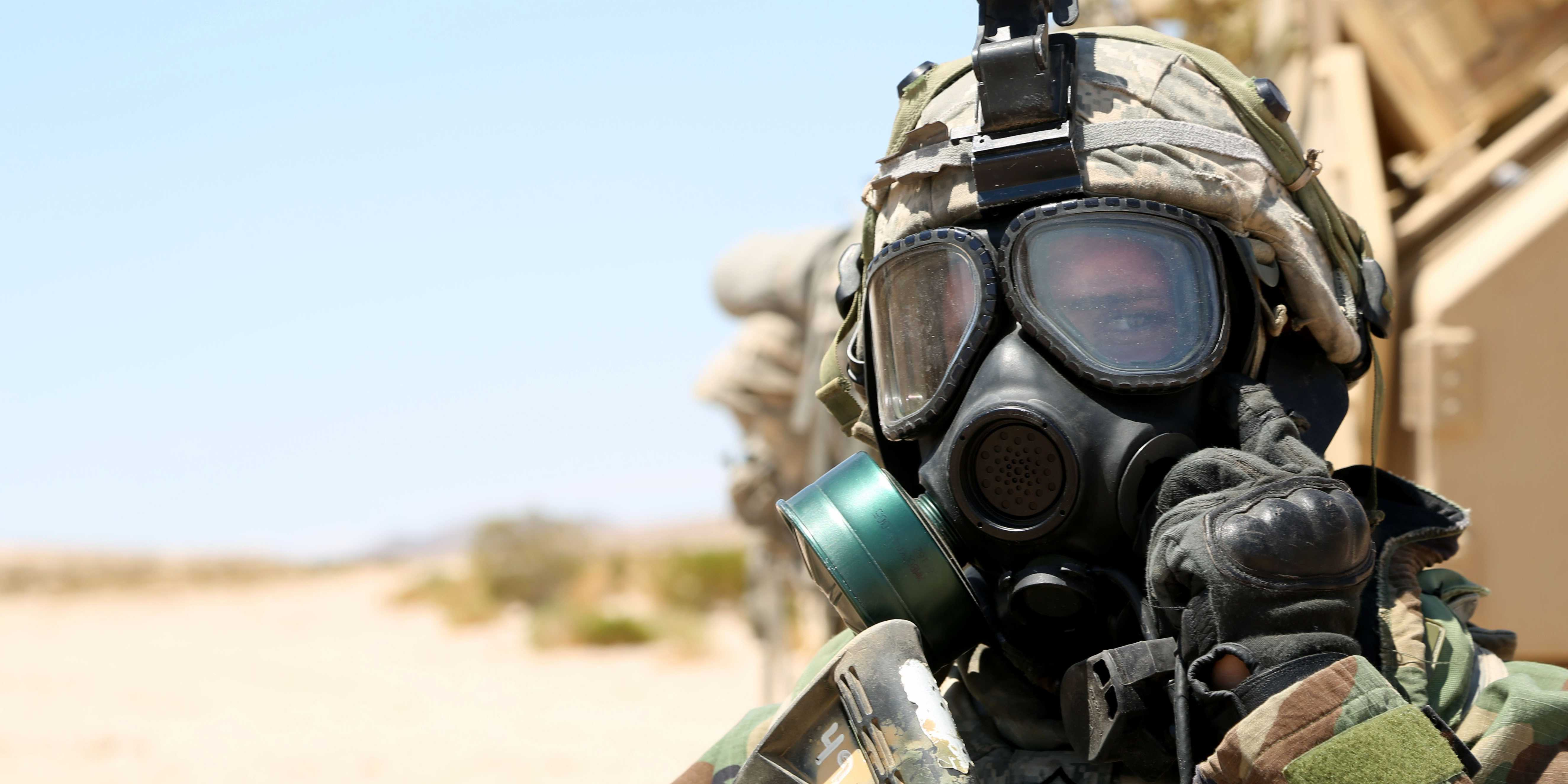 chemical weapon britannicacom
